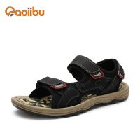 Custom brand Men beach sport sandal