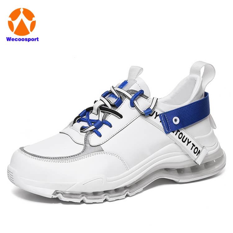 air sport shoes white men