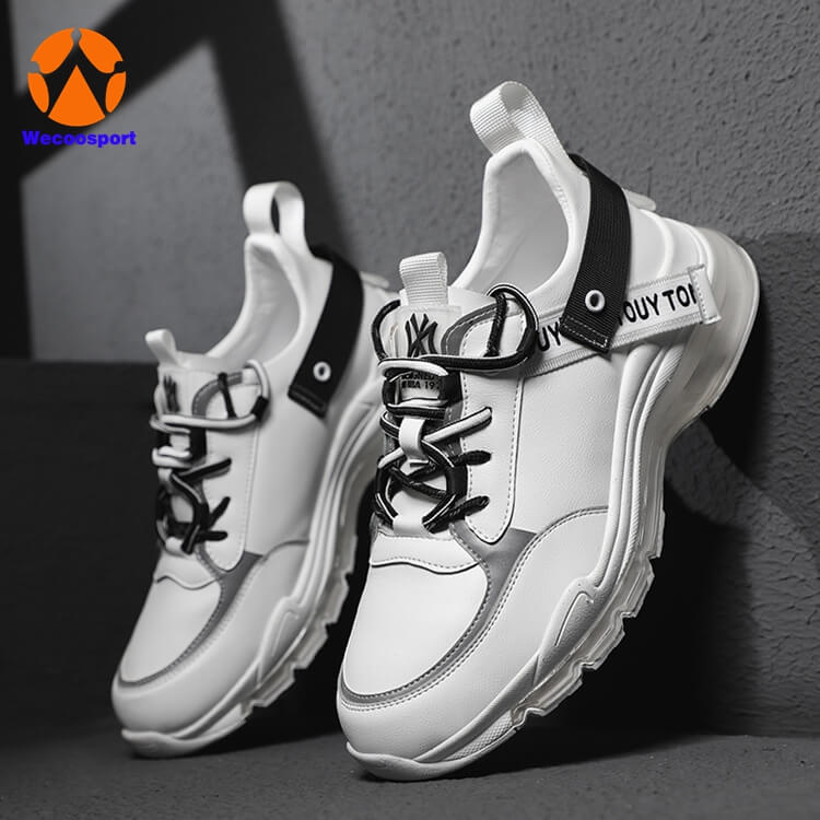 air sport shoes white