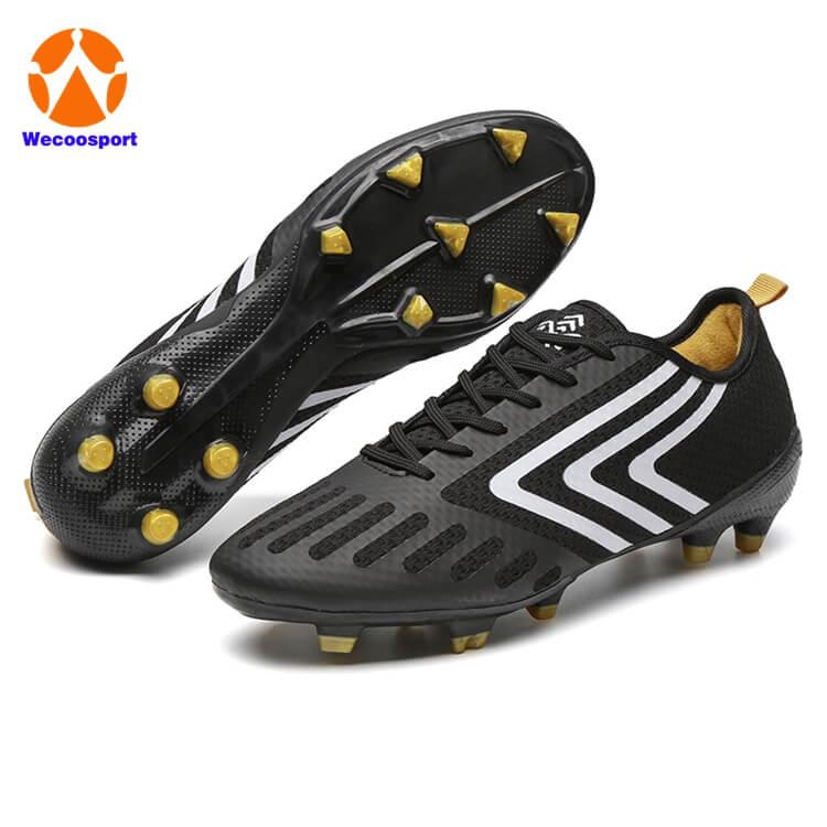 fg soccer shoes Blk