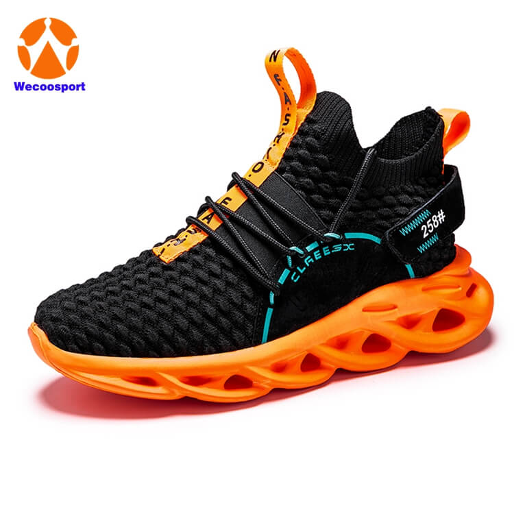 Create your own running shoes