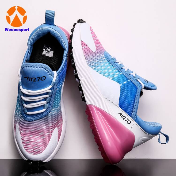 air sports running shoes