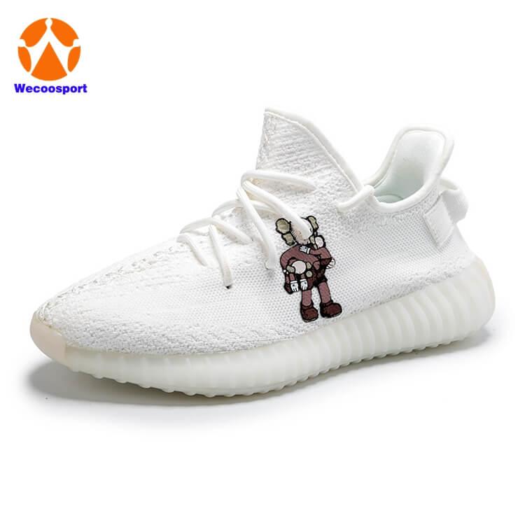 custom white shoes