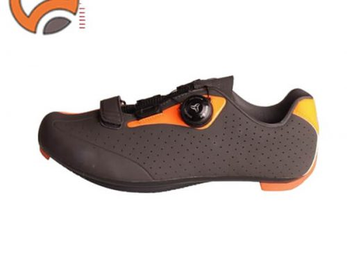 customized logo bike shoe