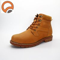 soft leather boots for men