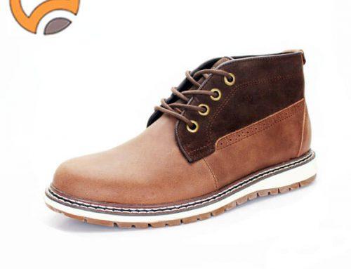 custom made leather boot