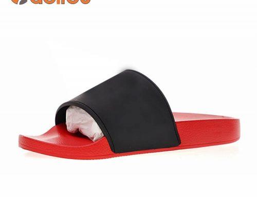 slide sandal custom